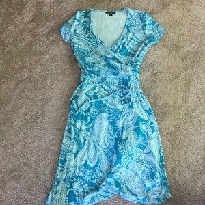 Lands End womens dress. Size XS 2-4.
